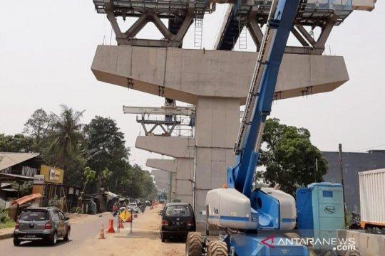 Setelah insiden ambruk, Tol BORR jalani uji konstruksi