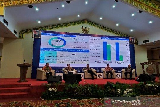 Realisasi belanja APBD Sumut hingga triwulan-II sebesar 28,08 persen