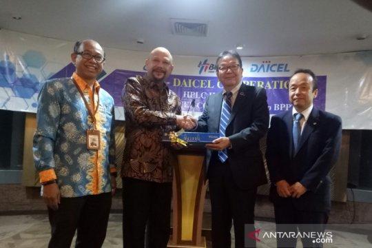 BPPT terima peralatan analisa dari Daicel Corporation