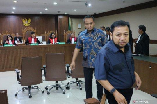 Setnov pindah ke LP Cipinang selama berobat di RSPAD Jakarta