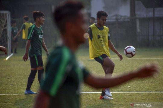 Indonesia tahan imbang Yordania pada babak pertama