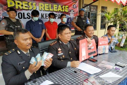 Polres Kotim tangkap tiga anggota jaringan peredaran narkoba