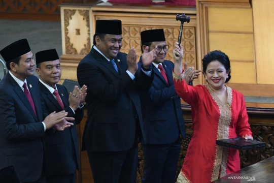 Puan berikan penugasan empat Wakil Ketua DPR
