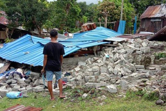 BNPB: 1.149 gempa susulan terjadi di Maluku