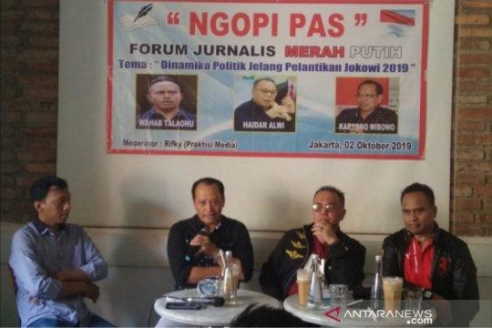 Aliansi Relawan Jokowi siap kawal pelantikan presiden