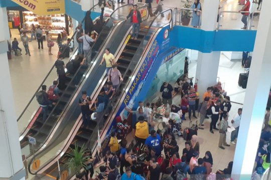Libur panjang di Singapura dongkrak kunjungan wisman ke Batam