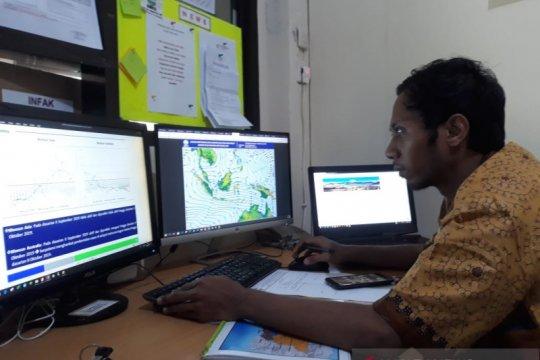 BMKG ingatkan nelayan waspada cuaca buruk di perairan Sulawesi