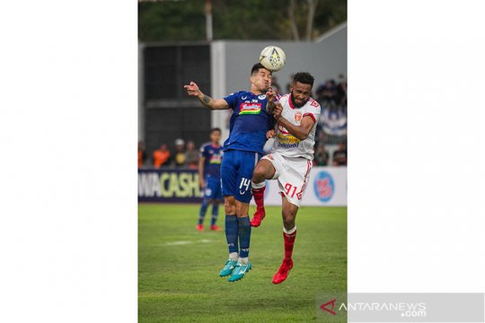 Laga PSIS lawan Bali United ditunda