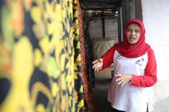 Pertamina EP Cepu bantu instalasi limbah perajin batik