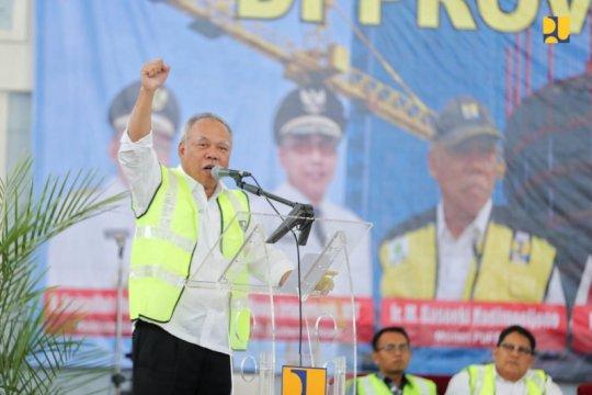 Pembangunan infrastruktur harus terhubung kawasan industri rakyat