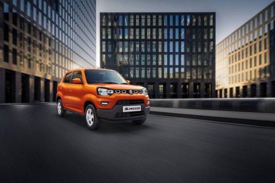 Suzuki Maruti luncurkan SUV S-Presso di India