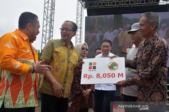 KUD Makmur Lestari Riau terima Rp8 miliar hibah peremajaan sawit