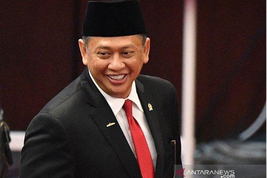 Pimpinan MPR temui Prabowo Jumat malam