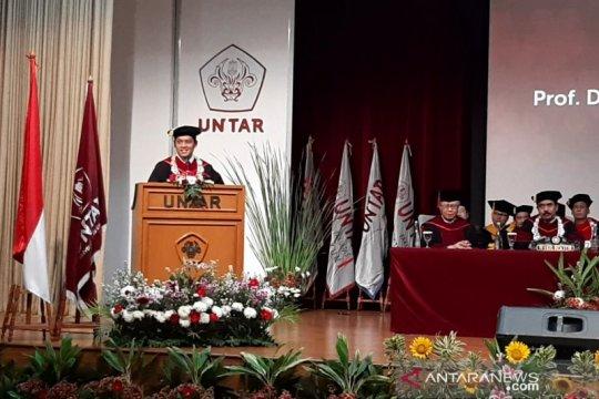Ribuan lulusan UNTAR berbisnis dan ciptakan lapangan kerja