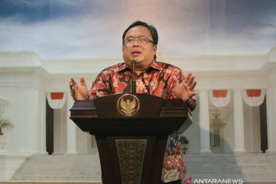 Menteri PPN laporkan capaian perkembangan ekonomi 2014-2019