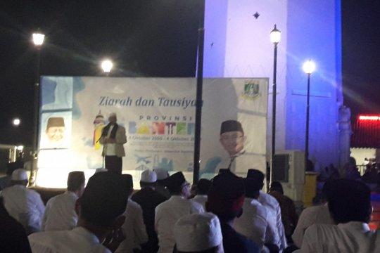 "Banten segera bangun masjid di kawasan ""Negeri Diatas Awan"""