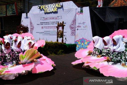 Festival Tidar promosikan wisata Kota Magelang