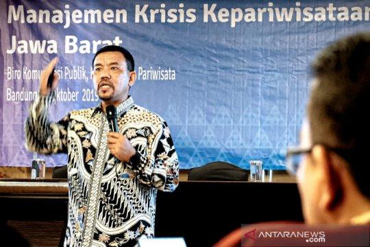 Provinsi Jawa Barat mulai terapkan Manajemen Krisis Kepariwisataan