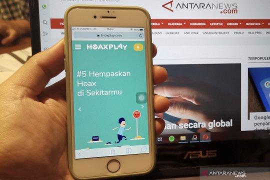 Hoaxplay.com, situs pelawan hoaks demi literasi digital