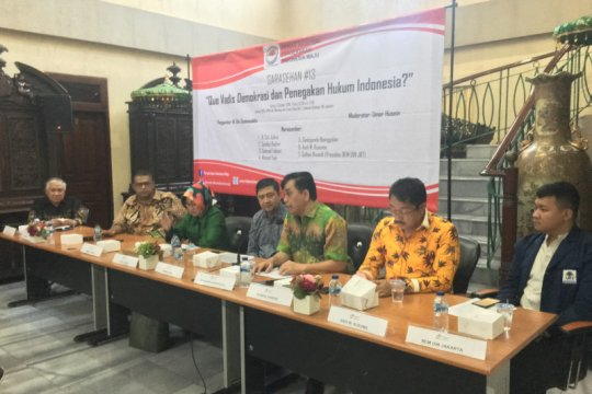 Dema UIN Jakarta akan turun kembali jelang pelantikan presiden