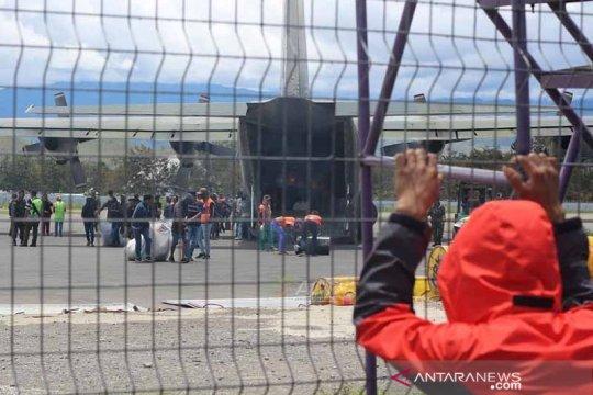 ACT sewa pesawat untuk pulangkan pengungsi Wamena