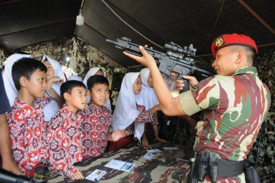 TNI gelar pameran alutsista di Lebak