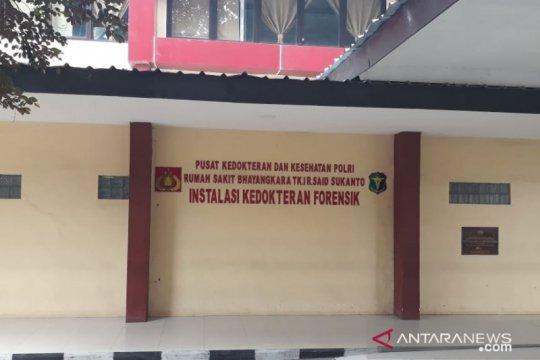Jenazah WNA tewas di sel Mapolda Metro diautopsi RS Polri