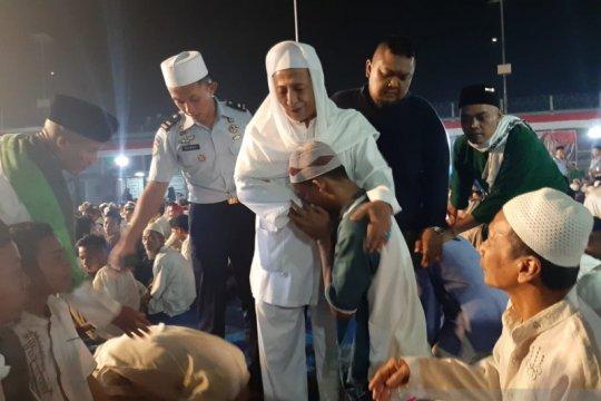 Habib Luthfi ajak warga Lapas Cikarang cinta NKRI