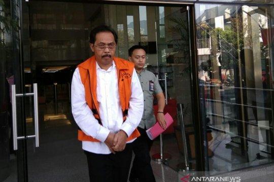Penahanan Gubernur Kepri nonaktif Nurdin Basirun diperpanjang