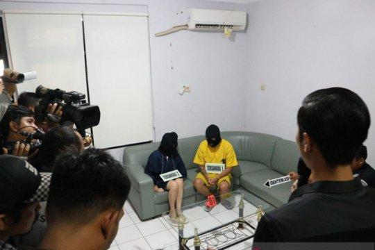 Polisi tangkap pasangan selingkuh terkait kasus percobaan pembunuhan