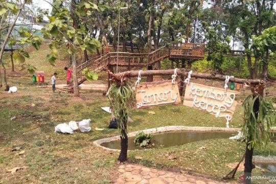 Taman Kembang Kerep dibangun tanpa APBD DKI