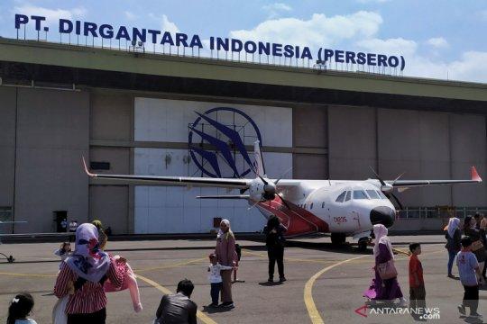 Lima karyawan PTDI jadi terdakwa penggelapan onderdil pesawat