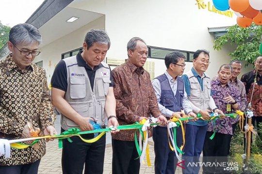 Bukopin bersama bank asal Korsel perbaiki sarana pendidikan di Bogor