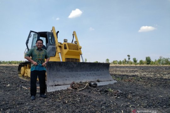 PTPN X gandeng Perhutani buka lahan budi daya tebu di Bojonegoro