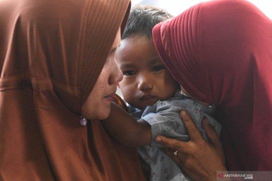 Korban konflik Wamena tiba di Halim Perdanakusuma