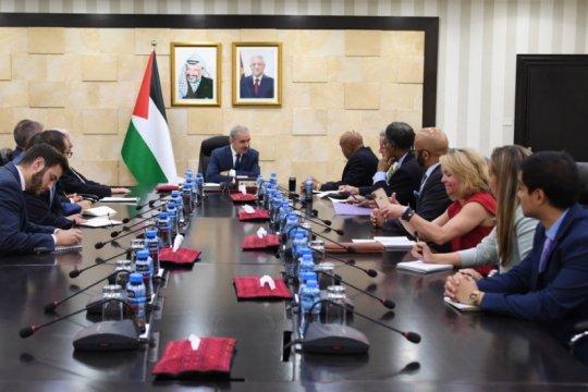 Utusan EU ulangi komitmen buat Negara Palestina Merdeka