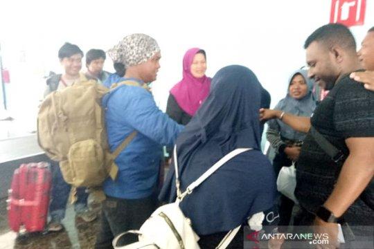 Seratusan warga Ilaga kembali mengungsi ke Timika