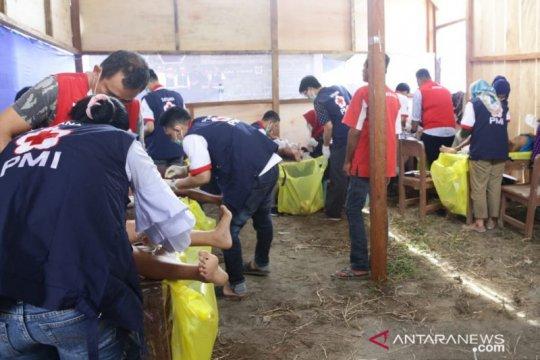 Khitanan massal anak korban gempa digelar PMI Sulteng