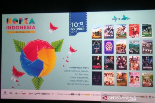 Hari ini, Korea Indonesia Film Festival hingga festival boba