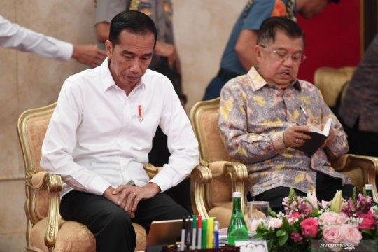 Lima tahun bersama Jokowi-JK, hasil kinerja bidang hukum