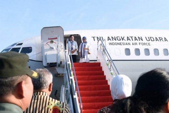 Ibu Negara sosialisasi konvergensi stunting di Cirebon
