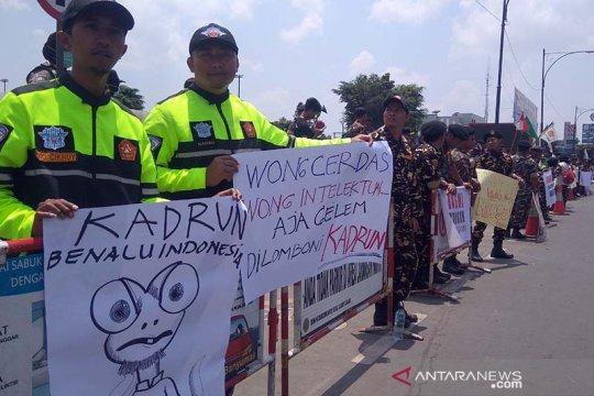 KMB Pembela NKRI dukung TNI/Polri tegakkan hukum di Indonesia