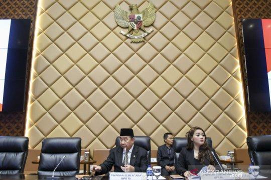 PDI Perjuangan ingin ketua MPR terpilih lanjutkan wacana haluan negara