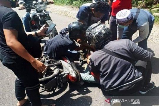 Polres Bartim tangkap dua sopir perusahaan sawit diduga pengedar sabu