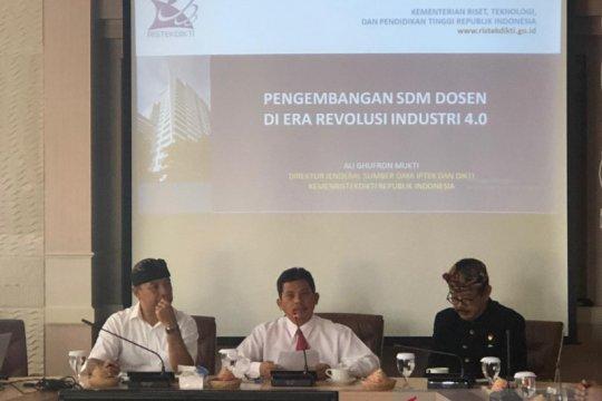 Rektor ISI Denpasar usulkan guru besar jalur kekaryaan