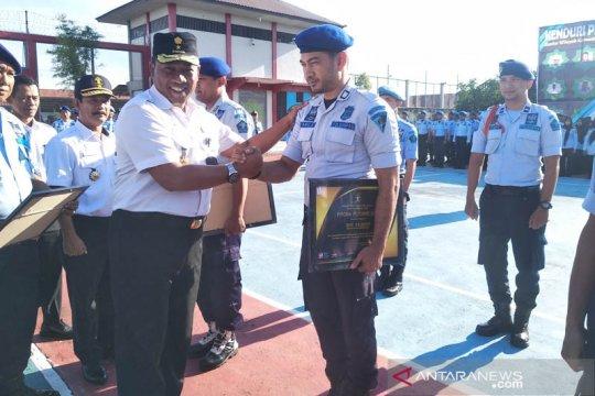 Petugas Lapas dapat penghargaan karena gagalkan penyelundupan narkoba