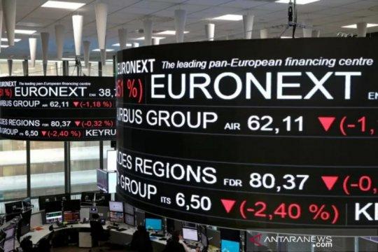 Saham Prancis cetak untung hari ke-2, indeks CAC 40 naik 0,02 persen