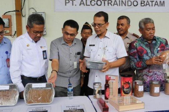 Kementan catat ekspor pertanian melalui Batam meningkat