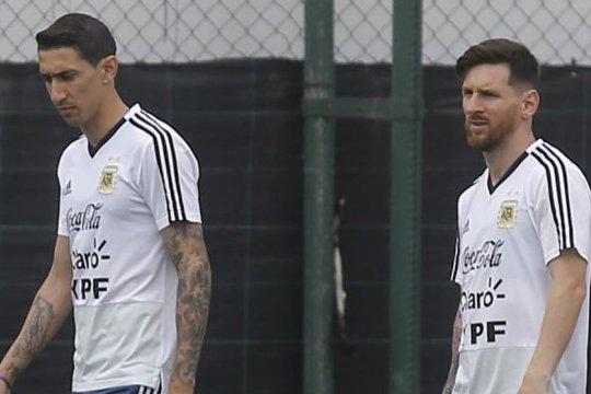 Pidato Messi buat skuat Argentina menangis di Copa America
