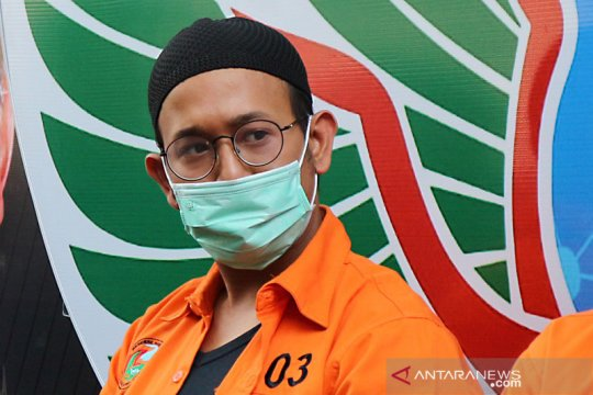 Artis Rifat Umar ditangkap Polda Metro diduga terkait narkoba